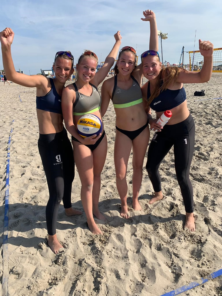 PB201907  succesvolle beachers